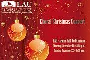 LAU Choir Christmas Concert