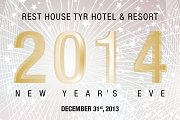 2014 New Year's Eve at Rest House Tyr Hotel