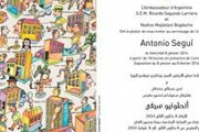 Antonio Segui - Art Exhibition