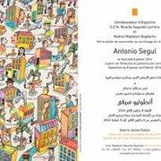 Antonio Segui - Art Exhibition
