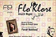 Flo'Klore - Lebanese Disco Night
