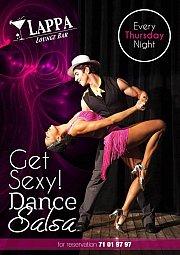 Salsa Night at LAPPA - Every Thursday