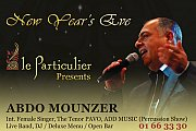NYE 2014 at Le Particulier