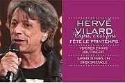 Hervé Villard fete le Printemps au Casino du Liban