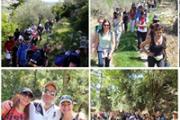 Hiking Deir el Qamar-Gharifeh with ProMax