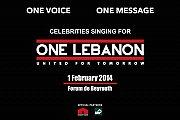One Lebanon - Solidarity Concert in Forum de Beirut