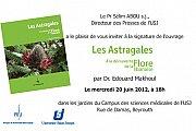 Les Astragales : à la découverte de la flore libanaise