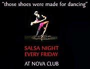 Fridays SALSA NIGHTS at Nova Club