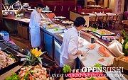 Open Sushi Night at WOK W.O.K.