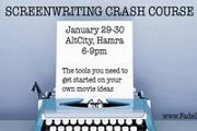 SCREENWRITING CRASH COURSE
