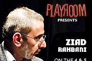 Ziad Rahbani live at Playroom