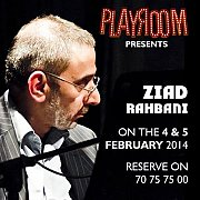 Ziad Rahbani live at Playroom