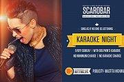 Karaoke Night at Scarobar - Every Sunday