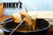 Soirée Fondue à Rikky'z