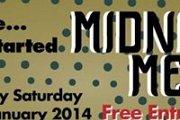 Midnight Metro  -> Shaking January