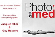 Photomed 2014 - Expo Photo de Jacques Filiu & Guy Mandery