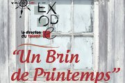 """Un Brin de Printemps"" Exposition Collective"