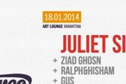 Stereo Club Nights feat. JULIET SIKORA| ZIAD GHOSN | RALPH&HICHAM | GUS at ART LOUNGE