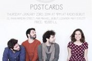 Postcards Live at Radio Beirut