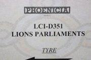 LCI-D351 LIONS PARLIAMENT THIRD EDITION/NEW VISION 2013-2014