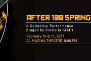 """AFTER 100 SPRINGS"" - A Collective Performance by Cornelia Krafft"