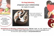 Yin- Yang Valentine workshop