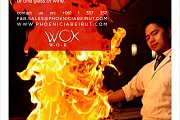 Teppanyaki Night at Wok Wok
