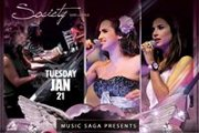 """Society """"Wine Lounge"""" proudly present Tennyo, Female Band, Ft. Nataly A.Safy & Farah Nakhoul"""