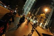 Beirut Night Ride (31 / 1 / 2014)