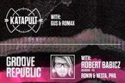 Groove Republic with Robert Babicz  (Bedrock - PL), Ronin & Nesta, Phil