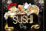 Open Sushi Day