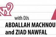 TWO'S COMPANY - With DJs Ziad Nawfal & Abdallah Machnouk