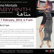 LABYRINTH BY ARTIST FATIMA MORTADA