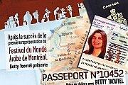 "Pièce de théâtre ""Passeport No 10452"" au profit de ""Rifaq el darb"""