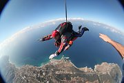 "Fly Lebanon Skydiving Event 2012 - Participation ""Tandem & Solo Jumps"" - Formations & Shows"