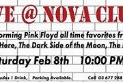 BlueDizzie - A Journey with Pink Floyd Live @ Nova Club