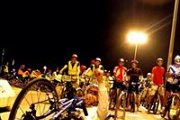 Bike for Charity. Free night ride.