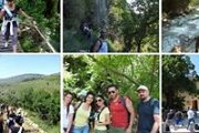 Hiking Mazraet el Shouf-Kherbet Bisri with ProMax