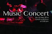 Solitaire Music concert