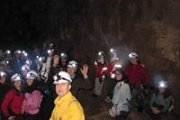 Caving in Rouiss with the Footprints Nature Club