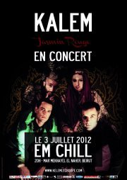 """NABIL KALEM"" at EM chill"
