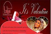 Valentine in Hotel Douma