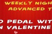 Valentine ♥♥ Pedal for Love ♥ - Advanced Track 24km