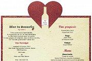 Diner du Sommelier - Special Saint Valentin