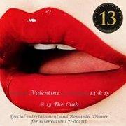 Valentine @ 13