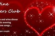 Romantic cheese & wine dinner for Valentine @ Cheers