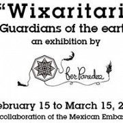 """Wixaritari"" Guardians of the Earth, a photography exhibition by Fernanda Paredes at AltCity"