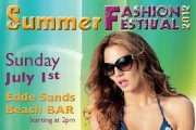 Summer Fashion Festival 2012
