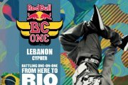 Red Bull BC One Cypher Lebanon 2012