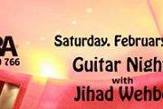 Guitar Night at Ora Beirut!